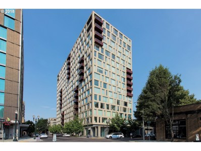 937 NW Glisan St UNIT 1130, Portland, OR 97209 - MLS#: 18142723