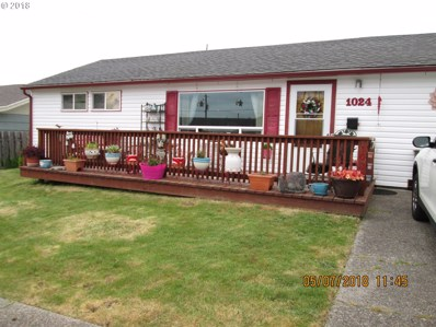 1024 Montgomery, Coos Bay, OR 97420 - MLS#: 18147517