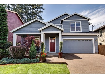 8817 SW 51ST Ave, Portland, OR 97219 - MLS#: 18155444