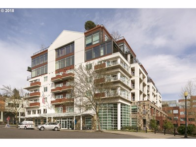 455 SW Hamilton Ct UNIT 602, Portland, OR 97239 - MLS#: 18157653
