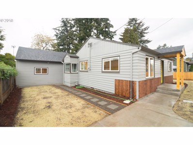 7096 SE Hazel Ave, Portland, OR 97206 - MLS#: 18159074