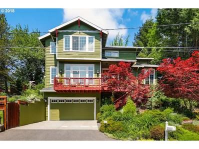 2323 SW Dewitt St, Portland, OR 97239 - MLS#: 18159414