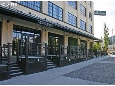 1400 NW Irving St UNIT 631, Portland, OR 97209 - MLS#: 18159516