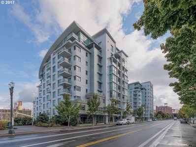 1310 NW Naito Pkwy UNIT 809A, Portland, OR 97209 - MLS#: 18163446