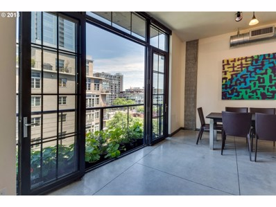 1030 NW 12TH Ave UNIT 428, Portland, OR 97209 - MLS#: 18164252