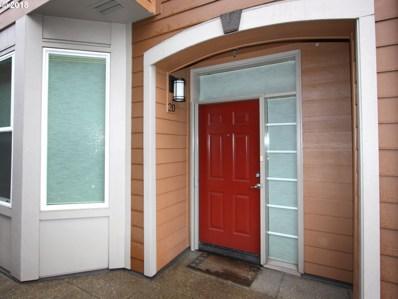 905 N Harbour Dr UNIT 20, Portland, OR 97217 - MLS#: 18167046