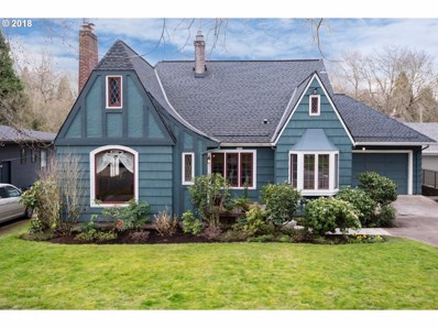 7025 SE 28TH Ave, Portland, OR 97202 - MLS#: 18175187