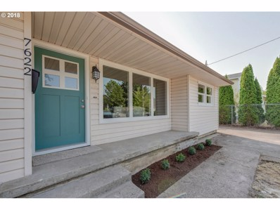 7622 SE 70TH Ave, Portland, OR 97206 - MLS#: 18177089