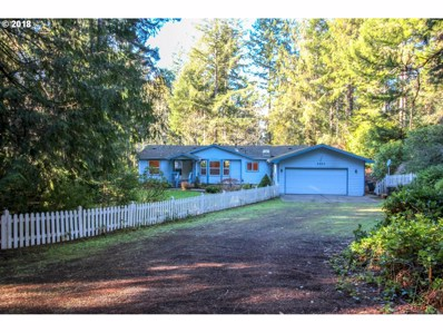 5550 Huckleberry Ln, Florence, OR 97439 - MLS#: 18177813