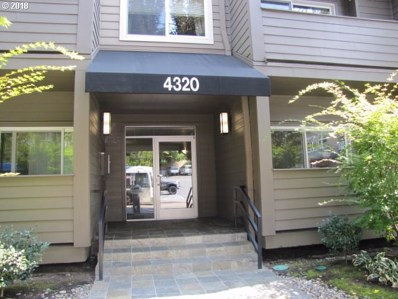 4320 SW Corbett Ave UNIT 116, Portland, OR 97239 - MLS#: 18186470
