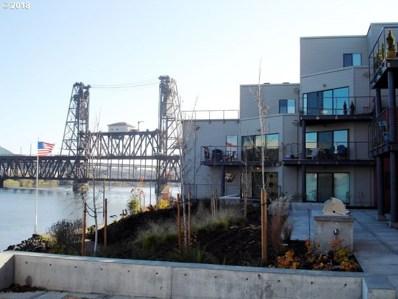 730 NW Naito Pkwy UNIT E-23, Portland, OR 97209 - MLS#: 18187794