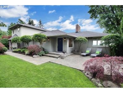 1675 SW Westwood Dr, Portland, OR 97239 - MLS#: 18188737