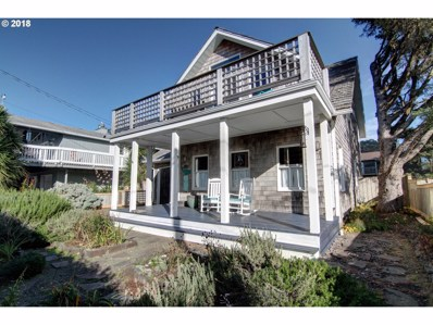 3679 Pacific St, Cannon Beach, OR 97110 - MLS#: 18191007