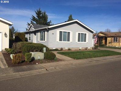 3220 Crescent Ave UNIT 26, Eugene, OR 97408 - MLS#: 18197255