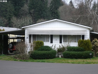 1307 S Water St UNIT 14, Silverton, OR 97381 - MLS#: 18197761