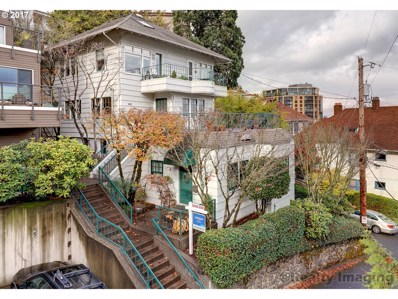 821 SW Green Ave UNIT 1, Portland, OR 97205 - MLS#: 18201026