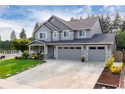 9610 NE 160TH Ave, Vancouver, WA 98682 - MLS#: 18206923