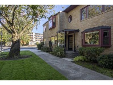 1438 NE 21ST Ave UNIT 25, Portland, OR 97232 - MLS#: 18207305