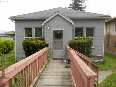 738 S 4TH, Coos Bay, OR 97420 - MLS#: 18207395