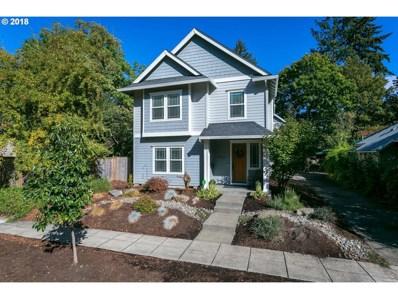 8822 SE 15TH Pl, Portland, OR 97202 - MLS#: 18210381