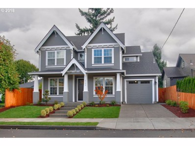8504 N Fiske Ave, Portland, OR 97203 - MLS#: 18212374