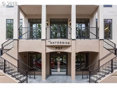 707 N Hayden Island Dr UNIT 406, Portland, OR 97217 - MLS#: 18218958