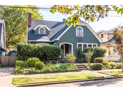 1342 SE Flavel St, Portland, OR 97202 - MLS#: 18220335