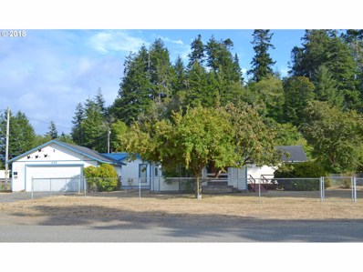 545 Park Ave, Lakeside, OR 97449 - MLS#: 18225813