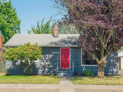 6606 SE 44TH Ave, Portland, OR 97206 - MLS#: 18226764