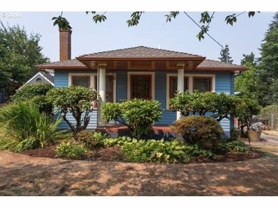 5223 SE 41ST Ave, Portland, OR 97202 - MLS#: 18227392