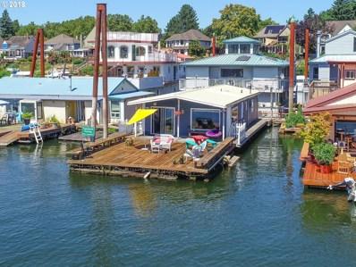 570 N Tomahawk Island Dr UNIT 570, Portland, OR 97217 - MLS#: 18229807
