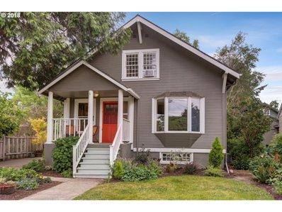 3936 SE Rex St, Portland, OR 97202 - MLS#: 18232290