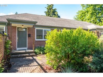 5405 NE 10TH Ave UNIT 1, Portland, OR 97211 - MLS#: 18232307