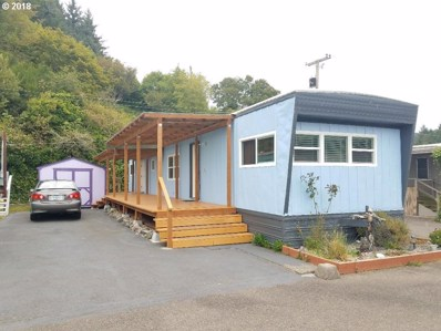 168 Riggs Hill Ln UNIT 18, Winchester Bay, OR 97467 - MLS#: 18233082