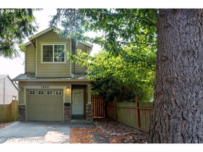1200 SE 85TH Ave, Portland, OR 97216 - MLS#: 18235756