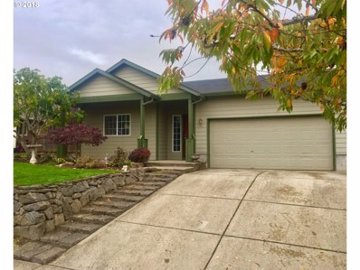 33681 Pickle Pl, Scappoose, OR 97056 - MLS#: 18235804