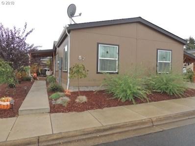 1015 Oak St UNIT #57, Silverton, OR 97381 - MLS#: 18239386