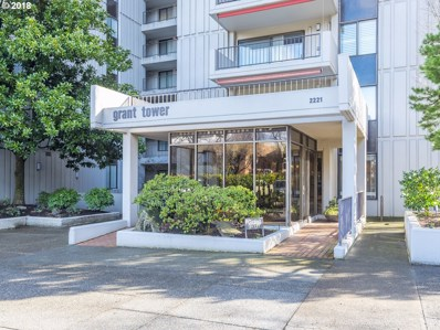 2221 SW 1ST Ave UNIT 222, Portland, OR 97201 - MLS#: 18240999