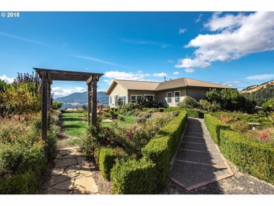 595 NW Country View Rd, White Salmon, WA 98672 - MLS#: 18243965