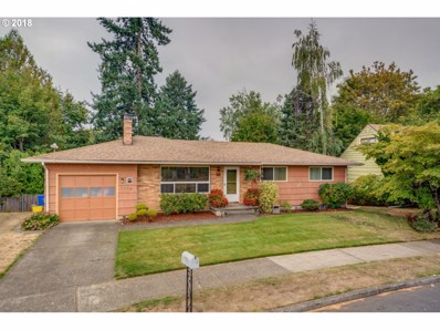 1105 SE 146TH Ave, Portland, OR 97233 - MLS#: 18245867