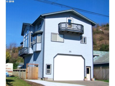155 Sixth St, Winchester Bay, OR 97467 - MLS#: 18249724
