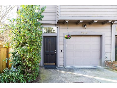 4818 SW 2ND Ave, Portland, OR 97239 - MLS#: 18252594