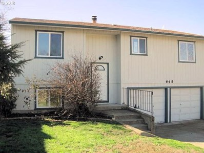 645 Wasco Dr, The Dalles, OR 97058 - MLS#: 18253098
