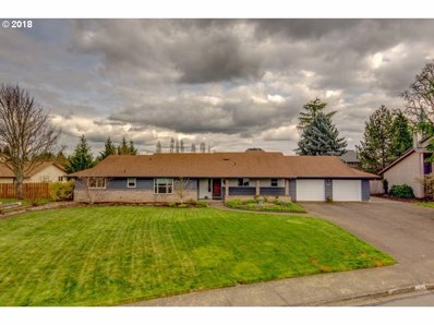 2840 NE Leathers Ln, McMinnville, OR 97128 - MLS#: 18255509