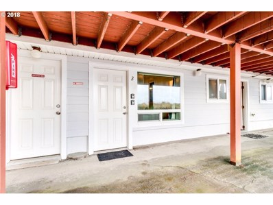621 S Pacific St UNIT 2, Rockaway Beach, OR 97136 - MLS#: 18266248