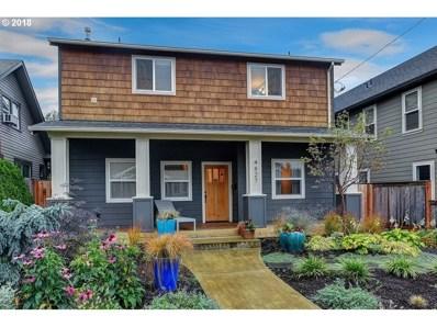 4627 NE 29TH Ave, Portland, OR 97211 - MLS#: 18269867