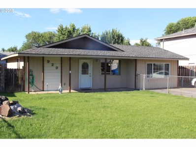 929 E Main St, Hermiston, OR 97838 - MLS#: 18272536