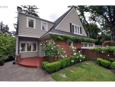 2444 SW Arden Rd, Portland, OR 97201 - MLS#: 18274568