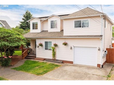 9571 N Calhoun Ave, Portland, OR 97203 - MLS#: 18275374