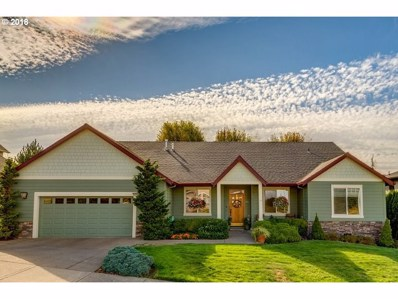 439 NW Hillcrest Loop, McMinnville, OR 97128 - MLS#: 18279257